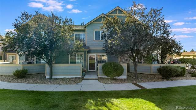 2568 Cutters Circle #102, Castle Rock, CO 80108 (#6790369) :: Portenga Properties - LIV Sotheby's International Realty