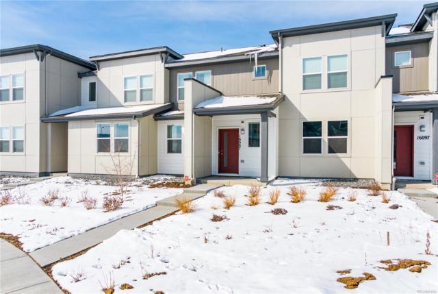 16087 E Elk Place, Denver, CO 80239 (#6791348) :: My Home Team