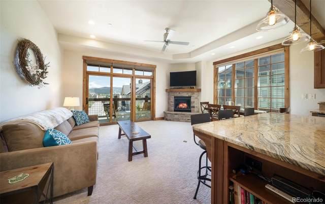 481 W Main Street C-201, Frisco, CO 80443 (#6791564) :: Briggs American Properties