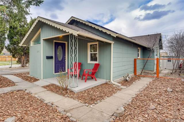 2921 W Short Place, Denver, CO 80204 (#6791807) :: Re/Max Structure