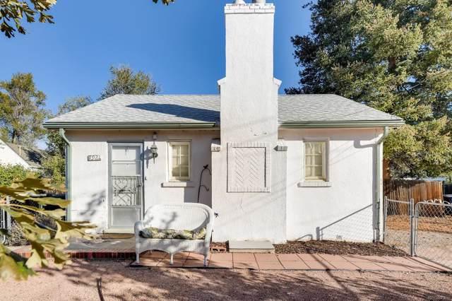 4921 W Tennessee Avenue, Denver, CO 80219 (MLS #6791864) :: 8z Real Estate