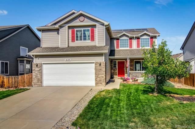 1623 E 164th Place, Thornton, CO 80602 (MLS #6792714) :: Neuhaus Real Estate, Inc.