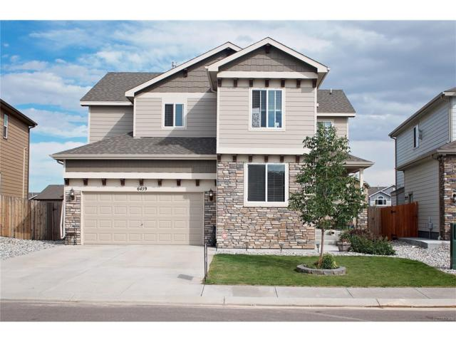 6459 Stingray Lane, Colorado Springs, CO 80925 (#6792728) :: The Umphress Group