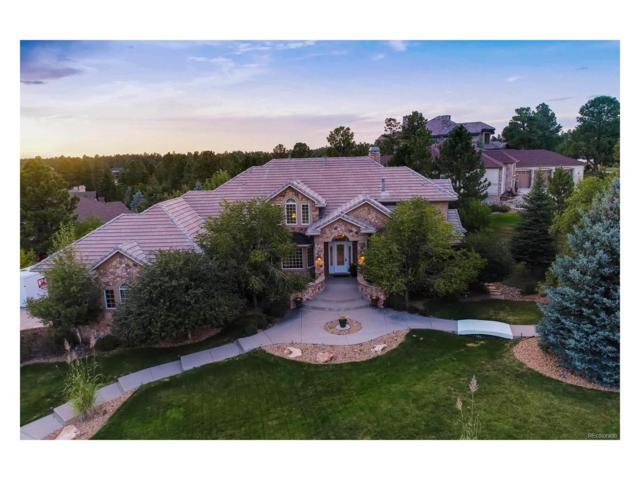 8505 Windhaven Drive, Parker, CO 80134 (MLS #6793220) :: 8z Real Estate