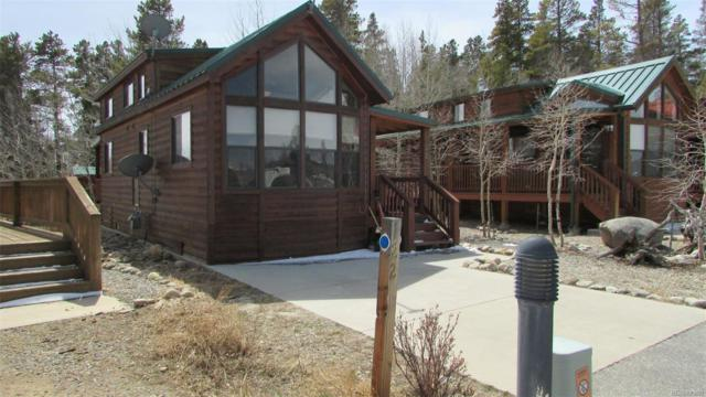 122 Sunshine Loop, Fairplay, CO 80440 (#6793660) :: The Peak Properties Group