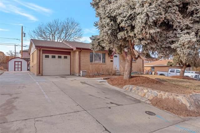 8481 Dawson Drive, Denver, CO 80229 (MLS #6793689) :: 8z Real Estate