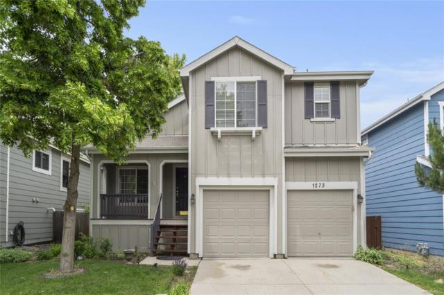 1273 S Alton Court, Denver, CO 80247 (#6793721) :: HomePopper