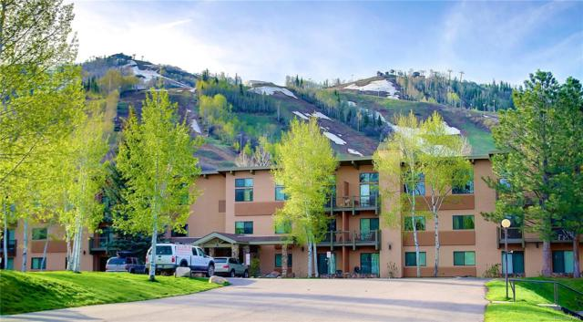 2375 Storm Meadows Drive #416, Steamboat Springs, CO 80487 (#6793780) :: The HomeSmiths Team - Keller Williams
