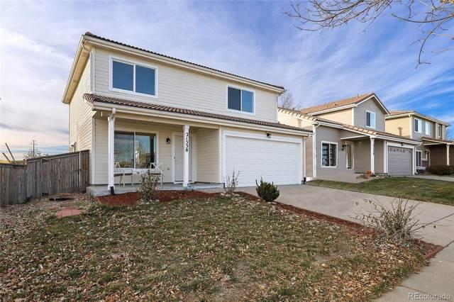 21538 E 38th Place, Denver, CO 80249 (#6794368) :: Briggs American Properties