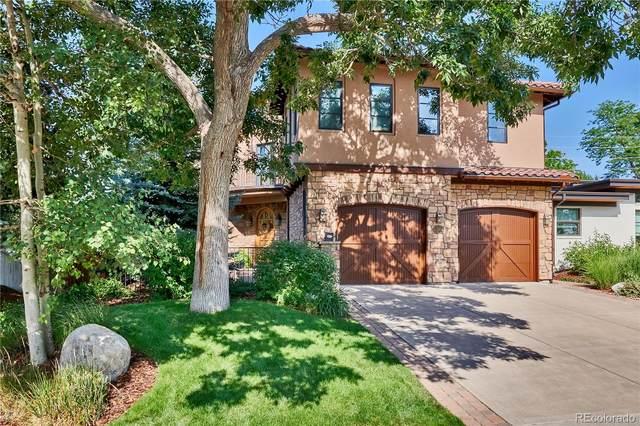 151 S Jasmine Street, Denver, CO 80224 (#6794434) :: The Brokerage Group