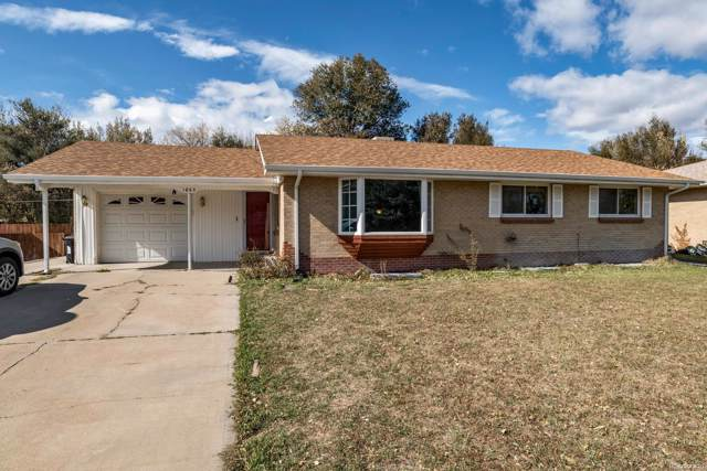1865 Cody Street, Lakewood, CO 80215 (#6794534) :: The Peak Properties Group