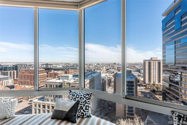 1777 Larimer Street #1902, Denver, CO 80202 (#6794621) :: Hudson Stonegate Team