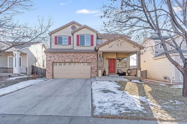 8344 S Quay Court, Littleton, CO 80128 (#6795021) :: The Griffith Home Team