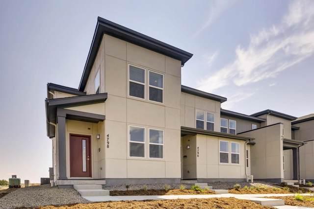 16296 E 47th Place, Denver, CO 80239 (MLS #6795069) :: 8z Real Estate