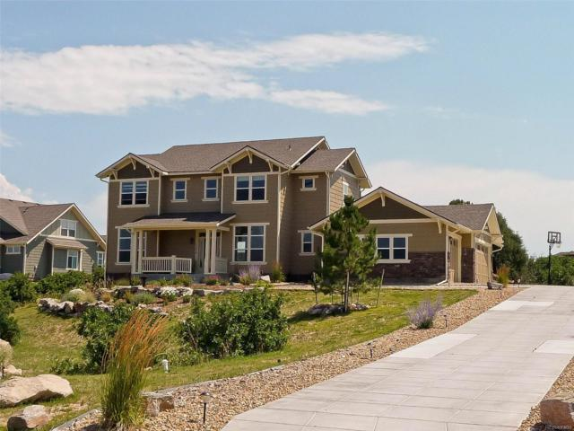 7218 Weaver Circle, Castle Rock, CO 80104 (MLS #6795319) :: 8z Real Estate