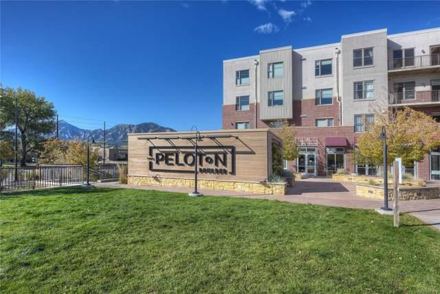 3301 Arapahoe Avenue #207, Boulder, CO 80303 (#6795607) :: The DeGrood Team