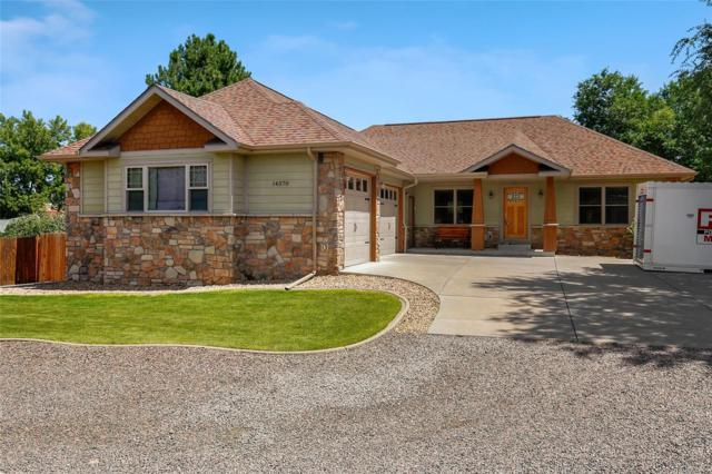14370 W 48th Avenue, Golden, CO 80403 (#6796063) :: The Tamborra Team