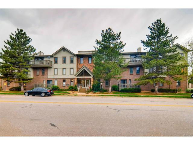 6425 S Dayton Street #106, Englewood, CO 80111 (#6796462) :: The Peak Properties Group