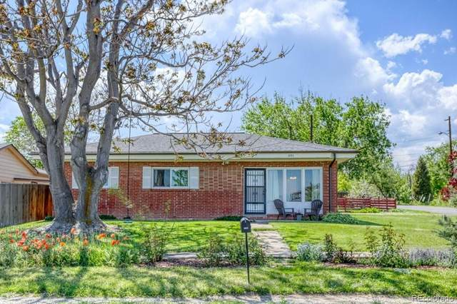 1395 Moss Street, Golden, CO 80401 (#6796532) :: Peak Properties Group