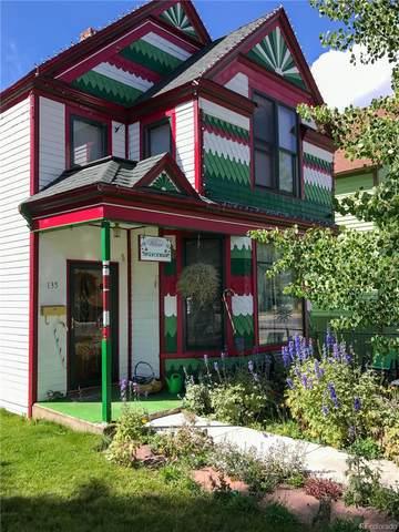 135 W 8th Street, Leadville, CO 80461 (MLS #6797495) :: 8z Real Estate