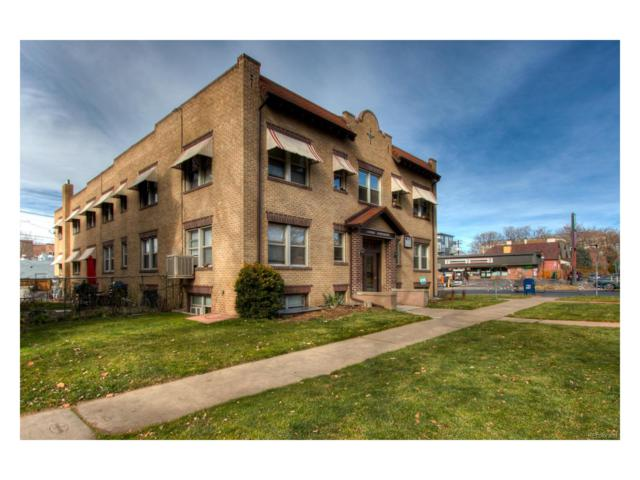 1675 N Gilpin Street, Denver, CO 80218 (#6797527) :: Thrive Real Estate Group