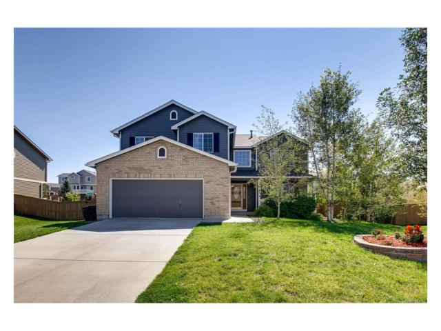 1182 Oldfield Street, Castle Rock, CO 80104 (#6797551) :: The Thayer Group