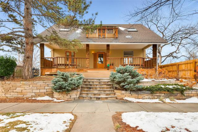 2063 Elm Street, Denver, CO 80207 (#6797662) :: The Pete Cook Home Group