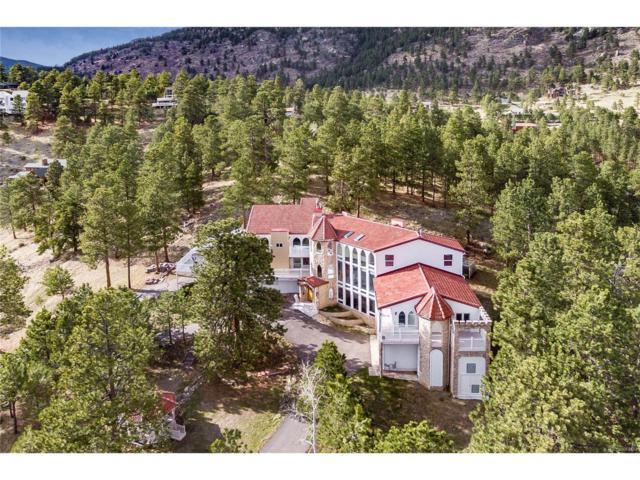 151 Cedar Way, Evergreen, CO 80439 (MLS #6797905) :: 8z Real Estate