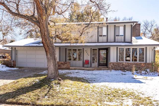4775 Mckinley Drive, Boulder, CO 80303 (#6798647) :: The DeGrood Team