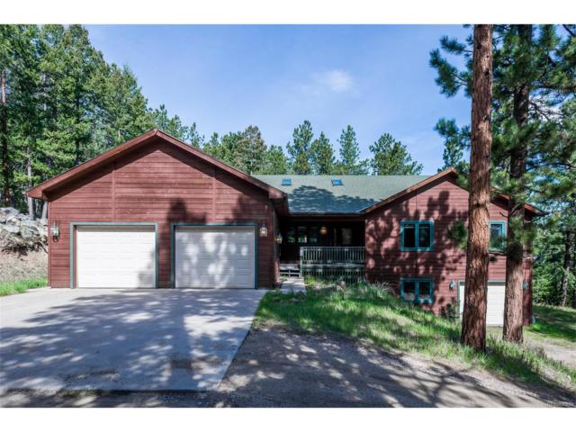 1546 Bluebird Drive, Bailey, CO 80421 (MLS #6798684) :: 8z Real Estate