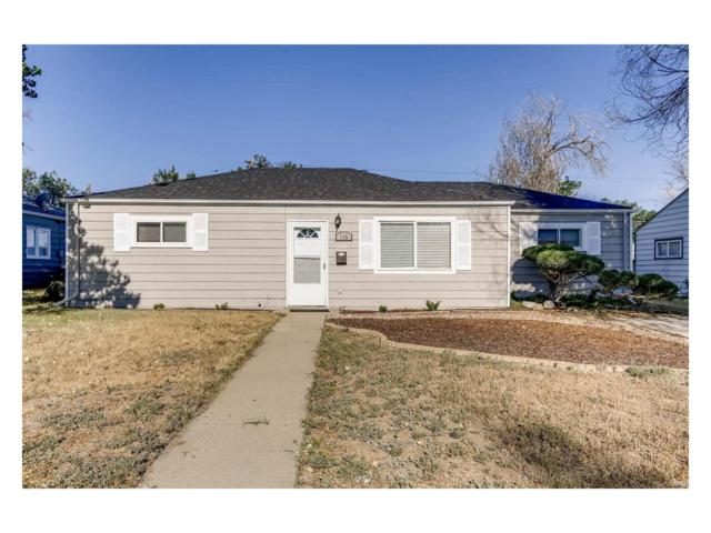 825 Zion Street, Aurora, CO 80011 (MLS #6798711) :: 8z Real Estate