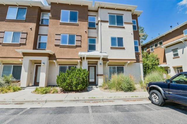 9300 E Florida Avenue #1202, Denver, CO 80247 (MLS #6799119) :: 8z Real Estate
