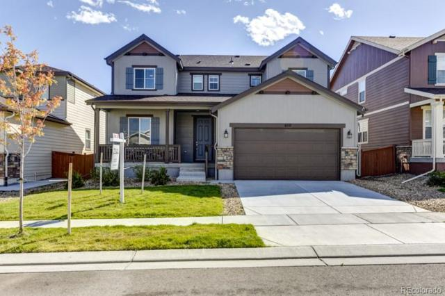 650 W 172nd Place, Broomfield, CO 80023 (#6799237) :: The DeGrood Team