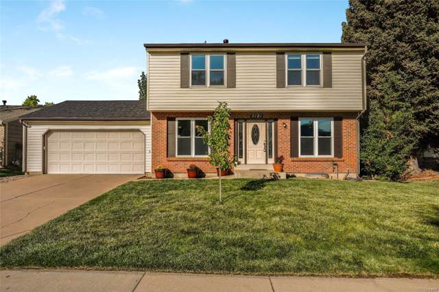 5181 S Richfield Street, Centennial, CO 80015 (#6800397) :: James Crocker Team