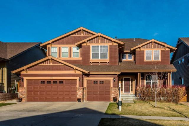 11775 S Rock Willow Way, Parker, CO 80134 (#6800423) :: The Peak Properties Group