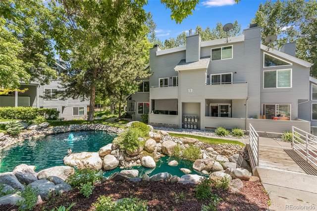8500 E Jefferson Avenue 13H, Denver, CO 80237 (MLS #6800683) :: 8z Real Estate