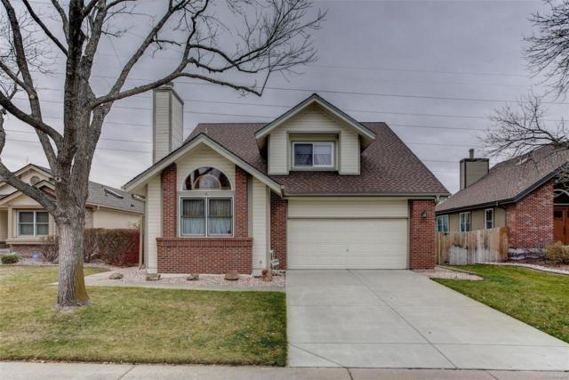 3335 S Tulare Court, Denver, CO 80231 (#6800727) :: HomePopper