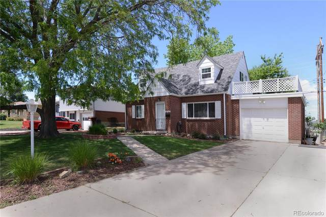 2723 W 13th Street, Greeley, CO 80634 (#6800893) :: West + Main Homes