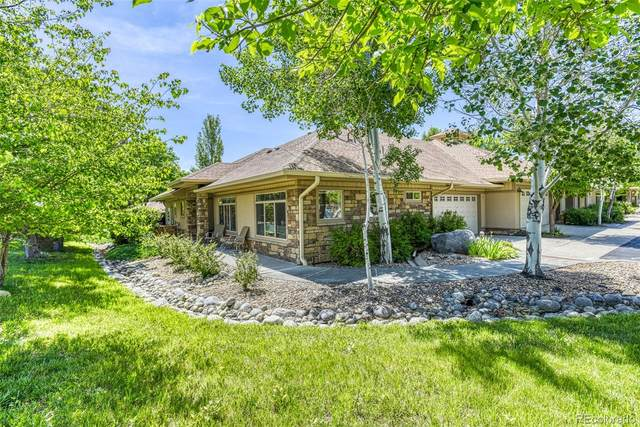 1340 Forest Park Circle #1, Lafayette, CO 80026 (#6800925) :: HomeSmart Realty Group