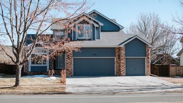 1772 Seven Lakes Drive, Loveland, CO 80538 (MLS #6801183) :: Keller Williams Realty
