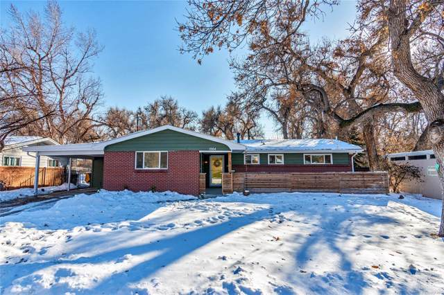 1004 W Shepperd Avenue, Littleton, CO 80120 (#6801467) :: The HomeSmiths Team - Keller Williams
