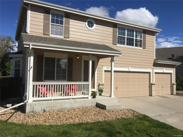 5402 Hospitality Place, Parker, CO 80134 (#6802088) :: The Heyl Group at Keller Williams