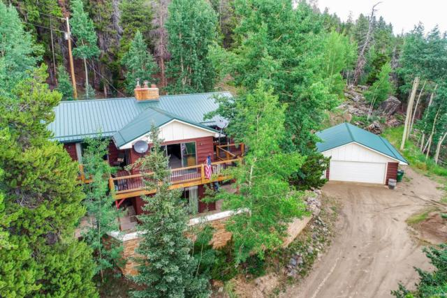 66 Lodgepole Circle, Evergreen, CO 80439 (#6802697) :: 5281 Exclusive Homes Realty