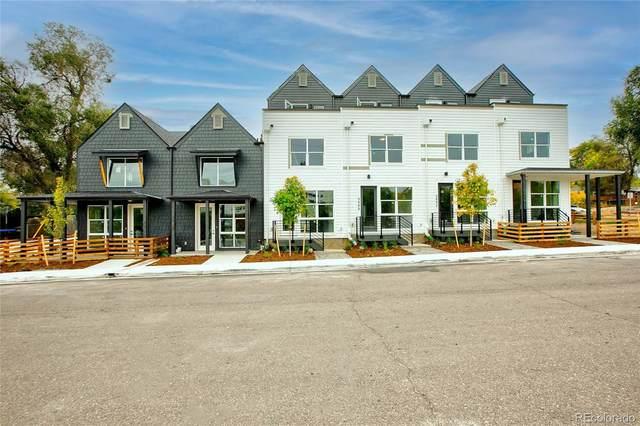 3488 W 12th Avenue, Denver, CO 80204 (#6802870) :: Wisdom Real Estate