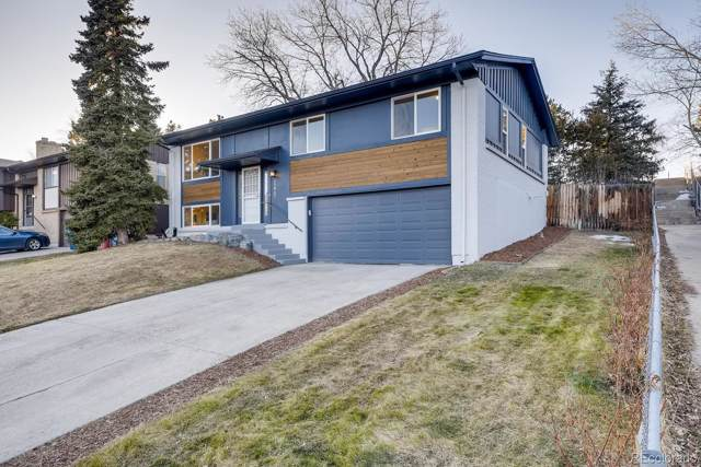 12867 W Arizona Place, Lakewood, CO 80228 (#6803232) :: The Griffith Home Team