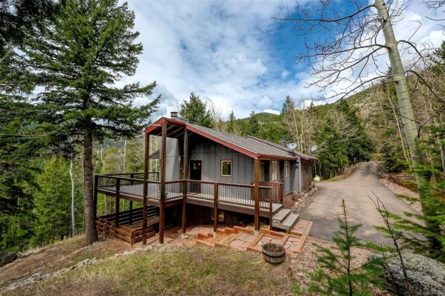 70 Jackpine Lane, Evergreen, CO 80439 (MLS #6803262) :: 8z Real Estate