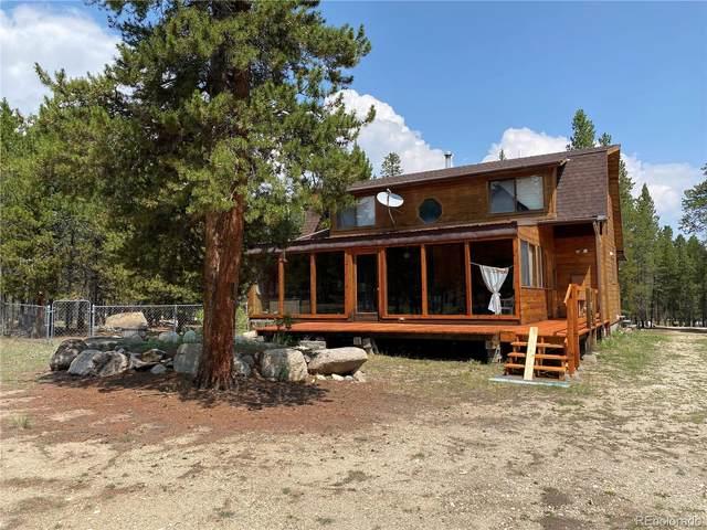 626 Cedar Drive, Leadville, CO 80461 (MLS #6803270) :: Bliss Realty Group