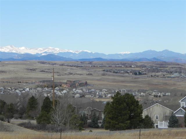 8403 N Sunburst Trail, Parker, CO 80134 (#6803452) :: The Dixon Group