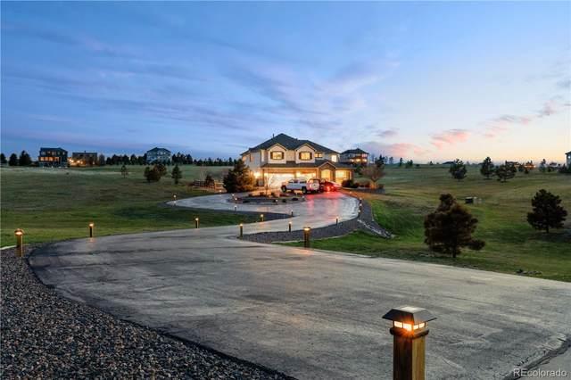 2411 Elkhorn Ranch Street, Parker, CO 80138 (#6803500) :: Briggs American Properties