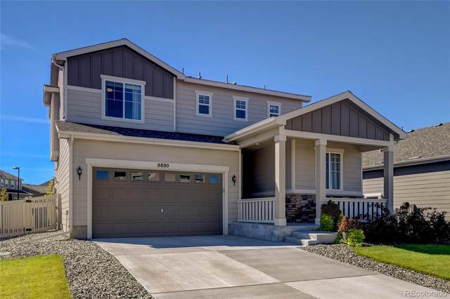 8880 E 106th Place, Commerce City, CO 80640 (#6803626) :: Springs Home Team @ Keller Williams Partners